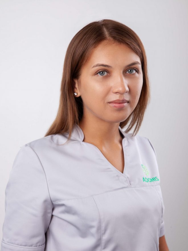 Yana Hrabovenko